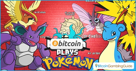 Bitcoin Plays Pokemon