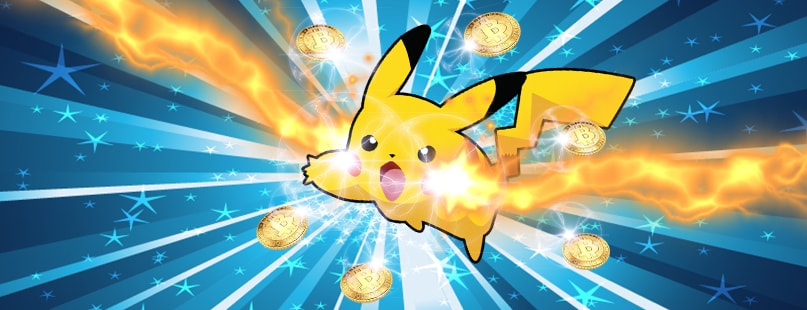 Pokémon Gives Bitcoin Renewed Purpose In Games