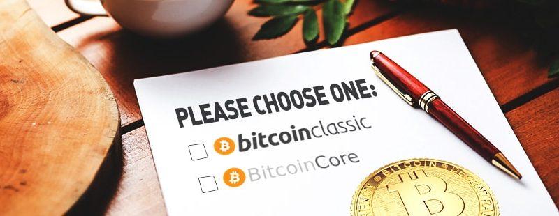 Bitcoin Core or Bitcoin Classic
