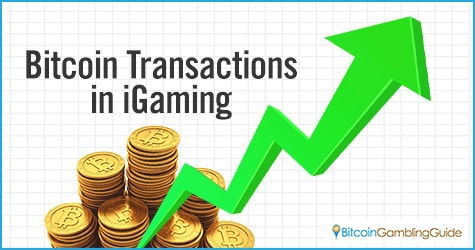 Bitcoin iGaming Transactions