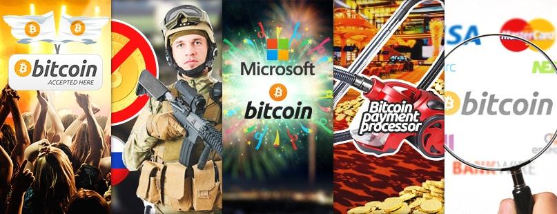 Roundup: Russia, Bitcoin Gap & Microsoft