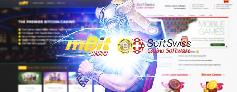 mBit Casino and SoftSwiss