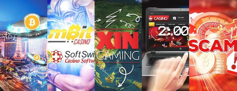 Roundup: mBit Casino, XIN Gaming & Land Casinos