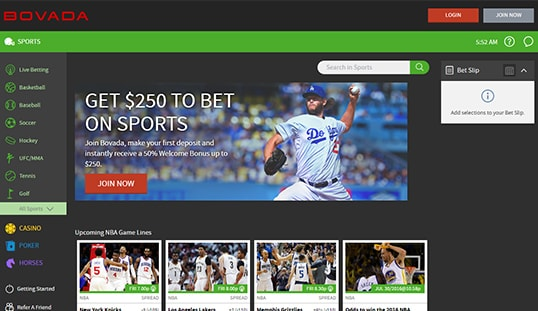 Best gambling sites for us