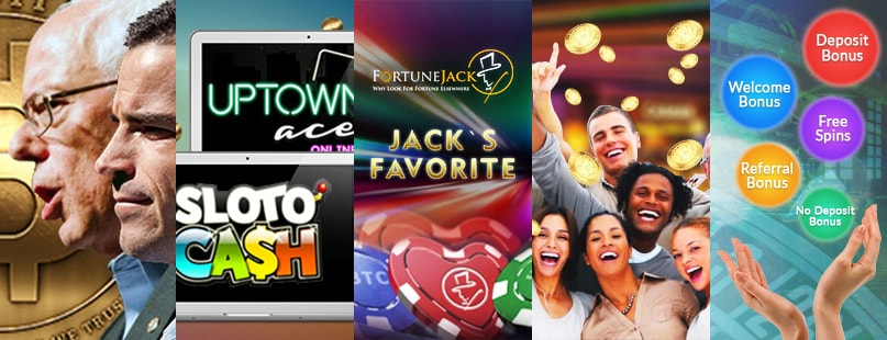 Roundup: Slotocash, Uptown Aces & FortuneJack