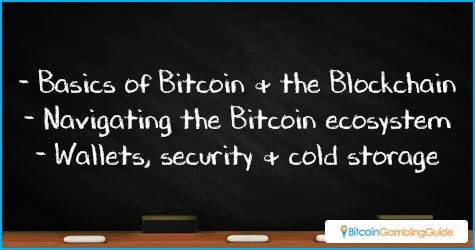 Bitcoin Lecture Series