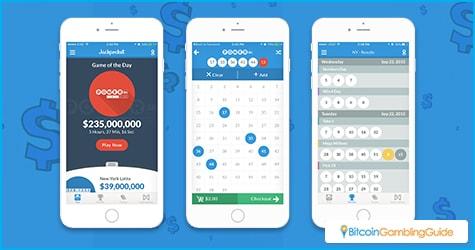 Jackpocket Mobile App