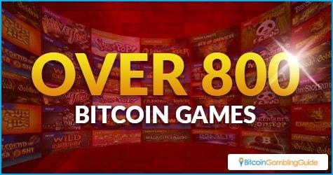 BitCasino.io Game Library
