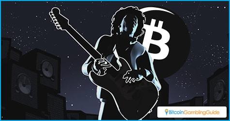Jimi Hendrix Bitcoin Slot