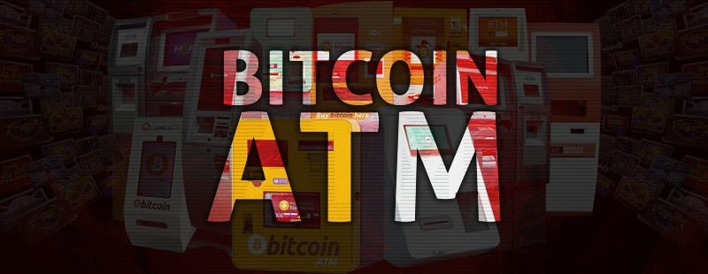 Development of Bitcoin ATMs