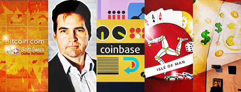 Roundup: Bitcoin.com, Craig Wright & Isle of Man