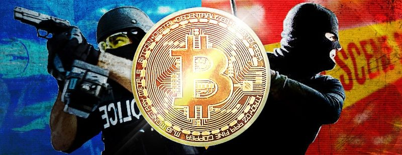 Bitcoin Can Fight Crimes