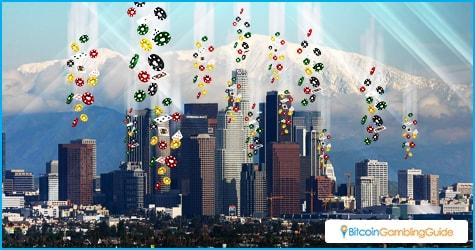 Bitcoin Poker in California