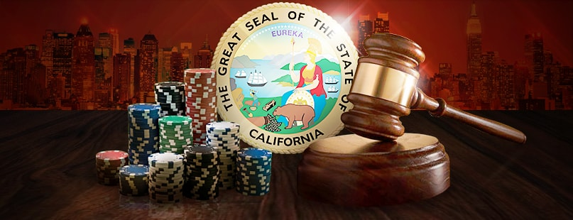 Bitcoin Amid Legalized Online Poker In California