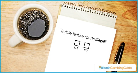 Fantasy Sports Legality