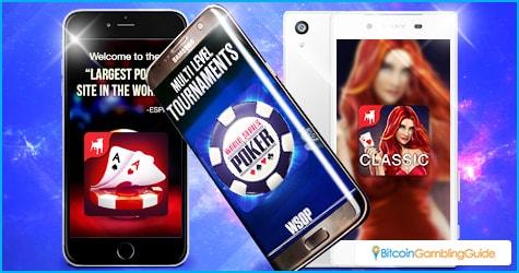 Mobile Poker Apps for Online Poker Sector