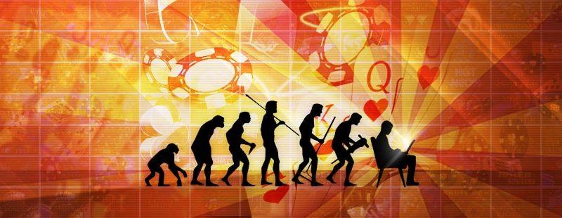 Online Poker Evolution