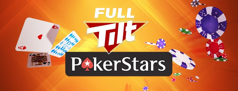 Merger of PokerStars and Full Tilt Finally Set