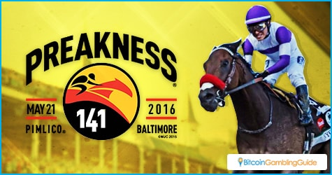 Nyquist Preakness Stakes