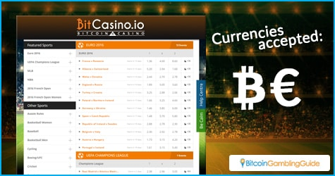 BitCasino.io and CoinGaming.io