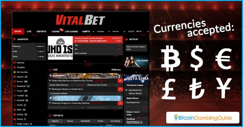 VitalBet and UltraPlay