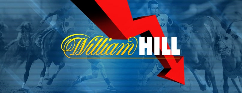 William Hill Looks To Recover From Revenue Drop