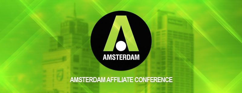 Amsterdam Affiliate Conference 2016
