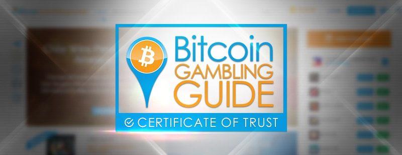 BitcoinGG Certificate of Trust