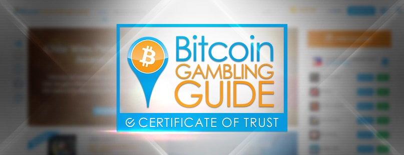 BitcoinGG Ensures Safety With Certificate Of Trust