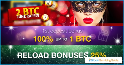 BitCasino.io Bonuses and Promotions