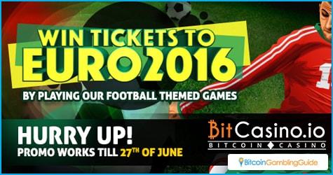 BitCasino.io Euro 2016 Promo