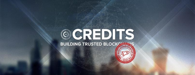 Europas: Credits Wins 'Best Blockchain Startup'