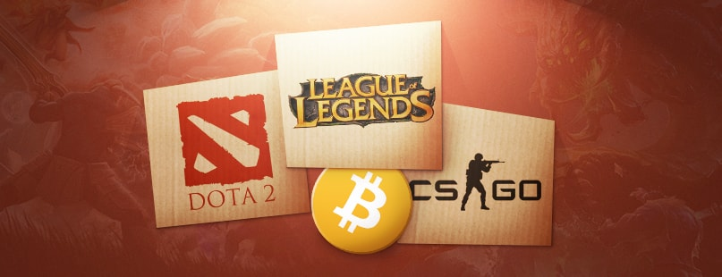 eSports & Bitcoin Betting: An Ideal Marriage