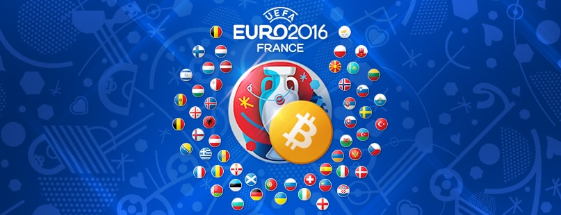 Bitcoin Prediction Markets Stirred Up By Euro 2016