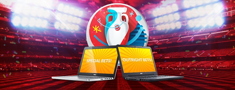Special & Outright Bets Spice Up Euro 2016 Betting