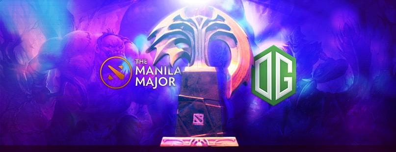 Team OG Wins Manila Major, Brings Windfall To Fans