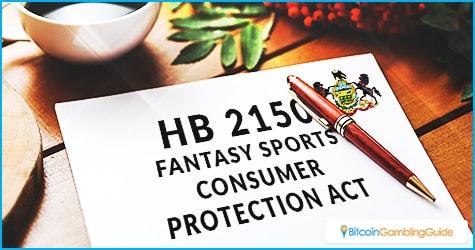 HB 2150 Fantasy Sports Consumer Protection Act