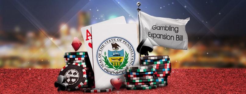 Pa Gambling Bill