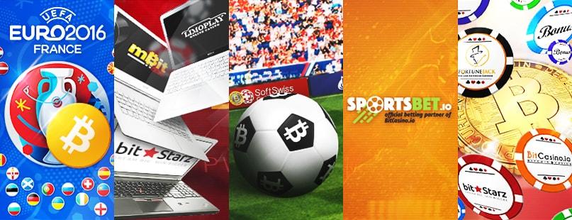 Roundup: iSoftBet, SportsBet.io & Euro 2016