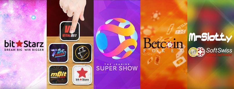 Roundup: BitStarz, Betcoin Poker & MrSlotty
