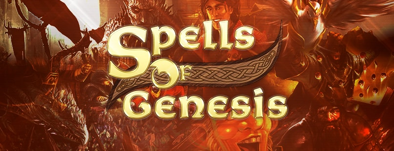 Soft Launch Approaching For Spells of Genesis