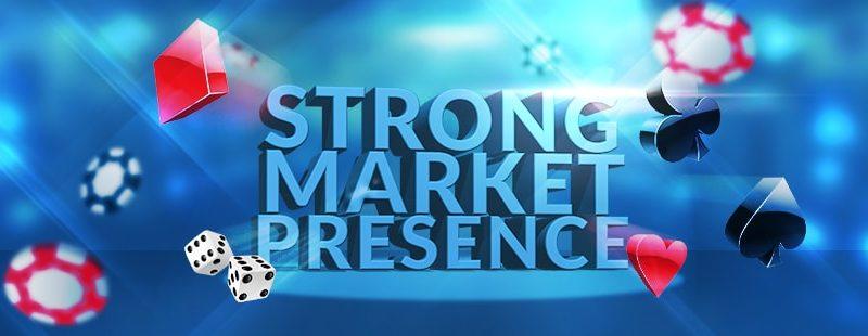 Strong Market Presence