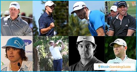Top Golfers in US Open 2016