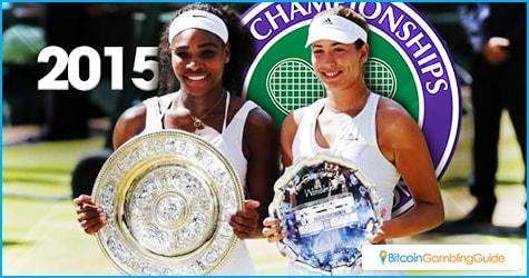 Wimbledon Finals 2015