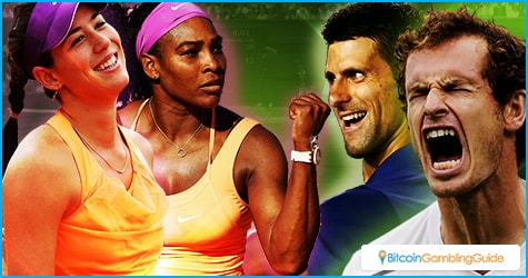 Top Four Tennis Players