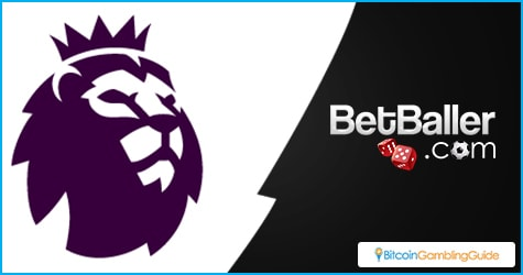 English Premier League on BetBaller