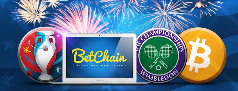 Independence Day Weekend Treat For Bitcoin Bettors