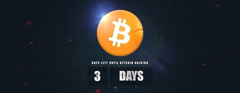 Bitcoin Halving Nears