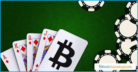 Bitcoin in Casino Tables