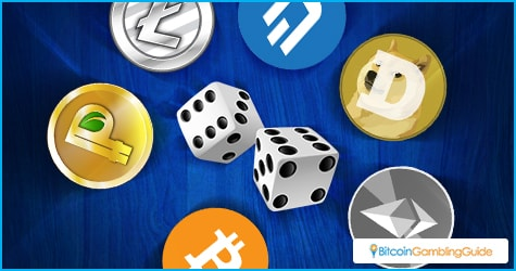 Cryptocurrency Dice